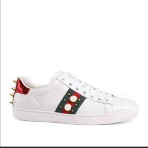 ❤️ Gucci New Ace Low Top Sneaker ❤️